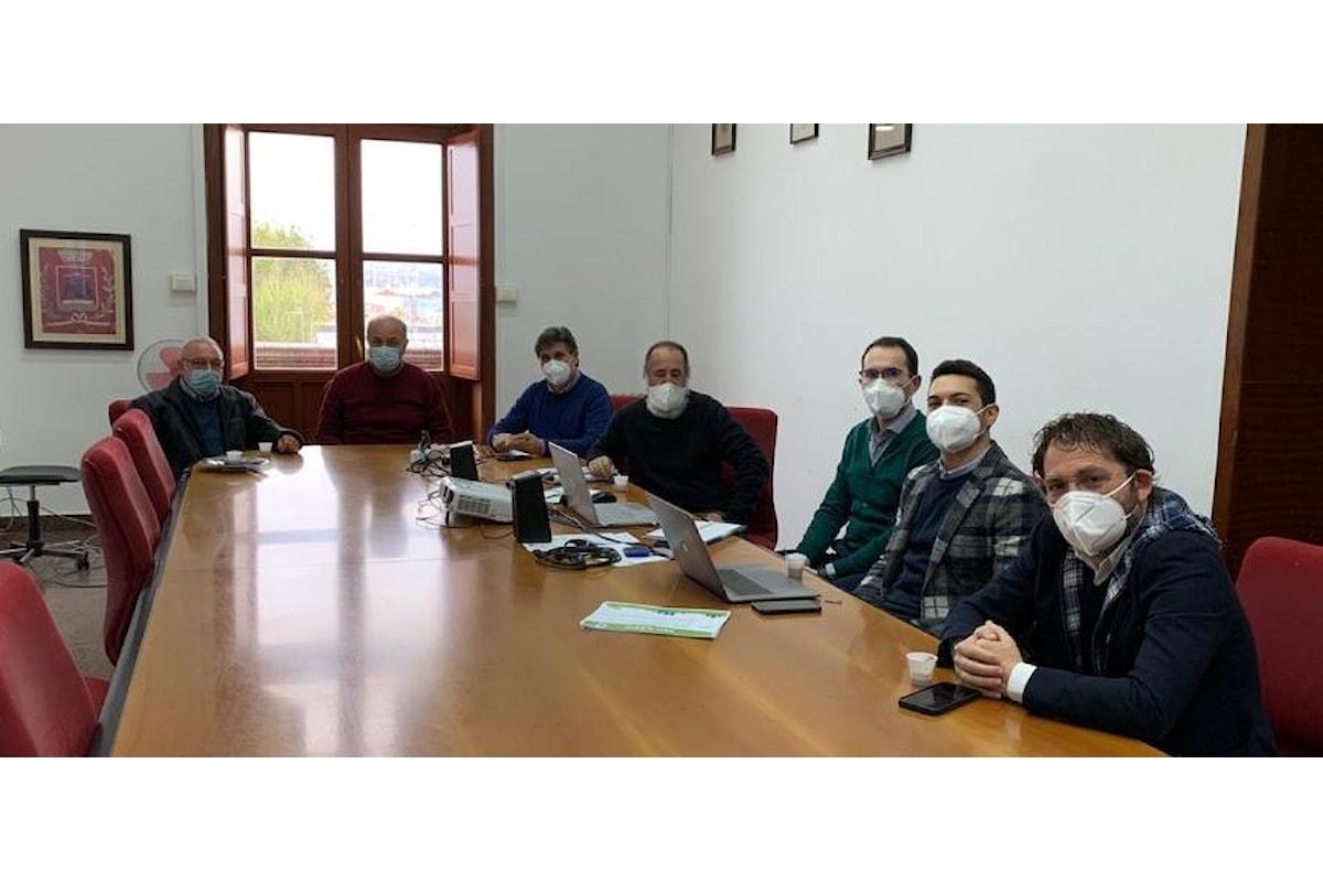 Milazzo (ME) - Servizio rifiuti, riunione al Comune tra Caruter e settore Ambiente