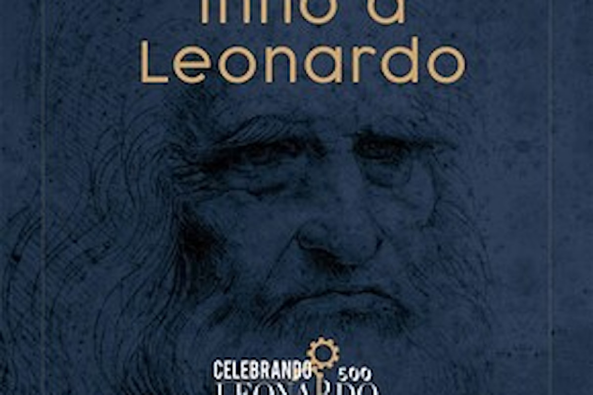 """ALBERTO VINCENZO VACCARI, """"Inno a Leonardo"""" è l'unico inno al mondo dedicato al genio universale"""