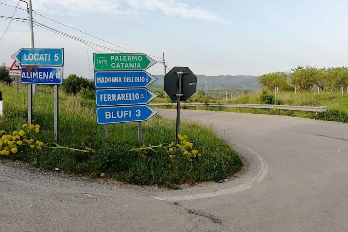 Unione Madonie, arriva il decreto per la sistemazione della Sp. 11 di Blufi. Il primo finanziamento del capitolo viabilità della SNAI Aree Interne Madonie.