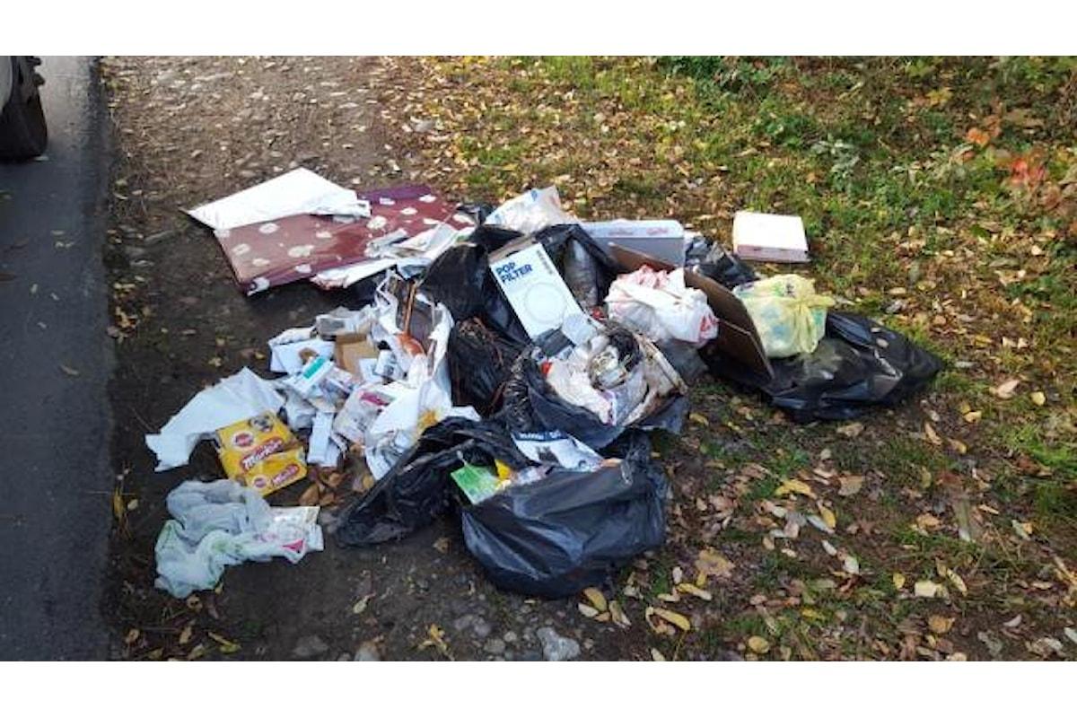 Milazzo (ME) - Sindaco censura comportamento di cittadini che abbandonano i rifiuti