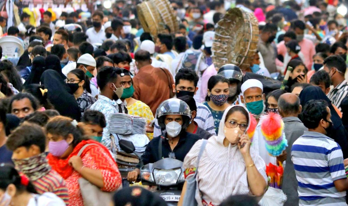 L'India ha registrato quasi 100mila casi di coronavirus nell'arco di 24 ore