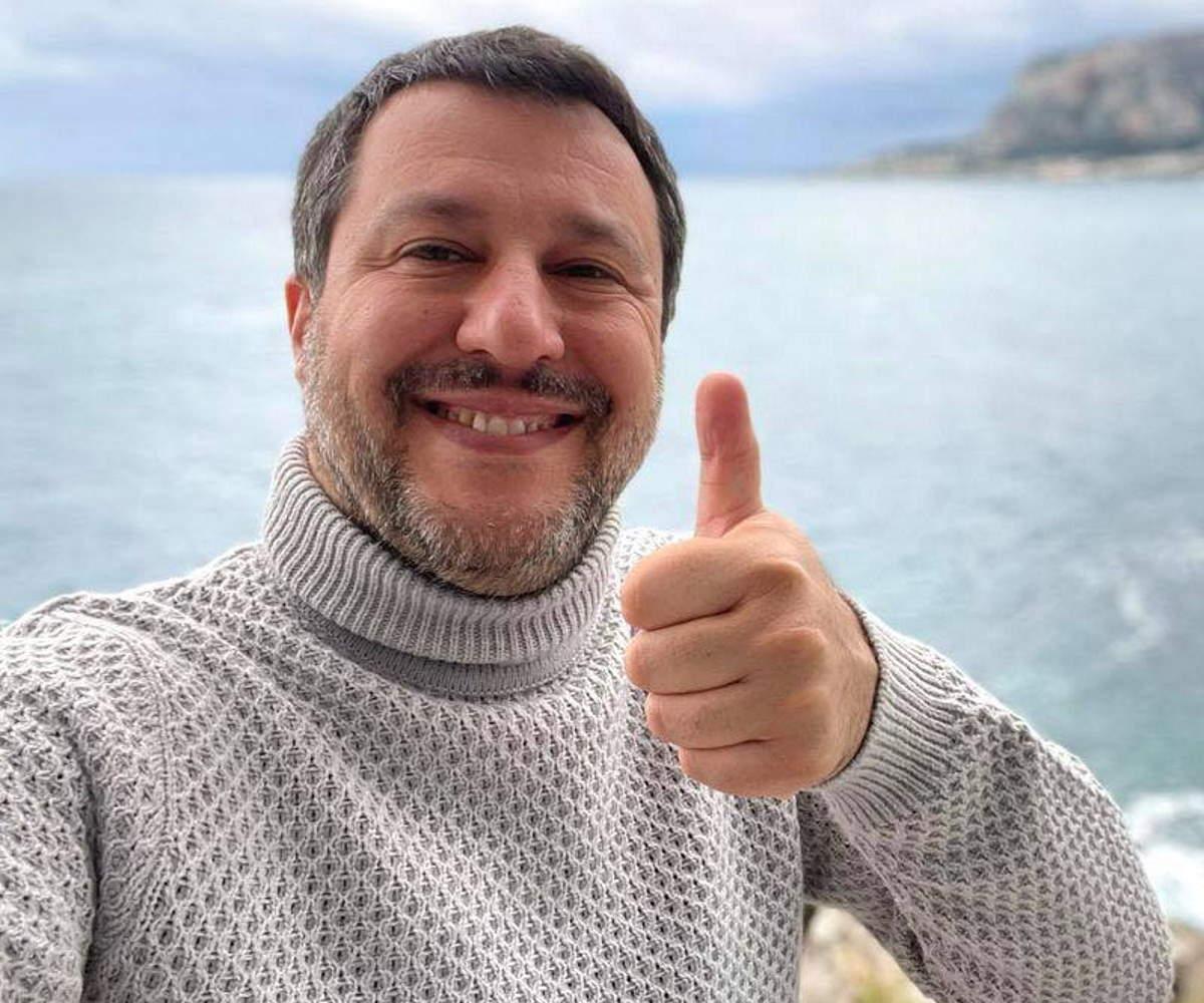 Salvini si intesta il merito delle riaperture del 26 aprile, ma lo farà anche quando i casi Covid riprenderanno ad aumentare?