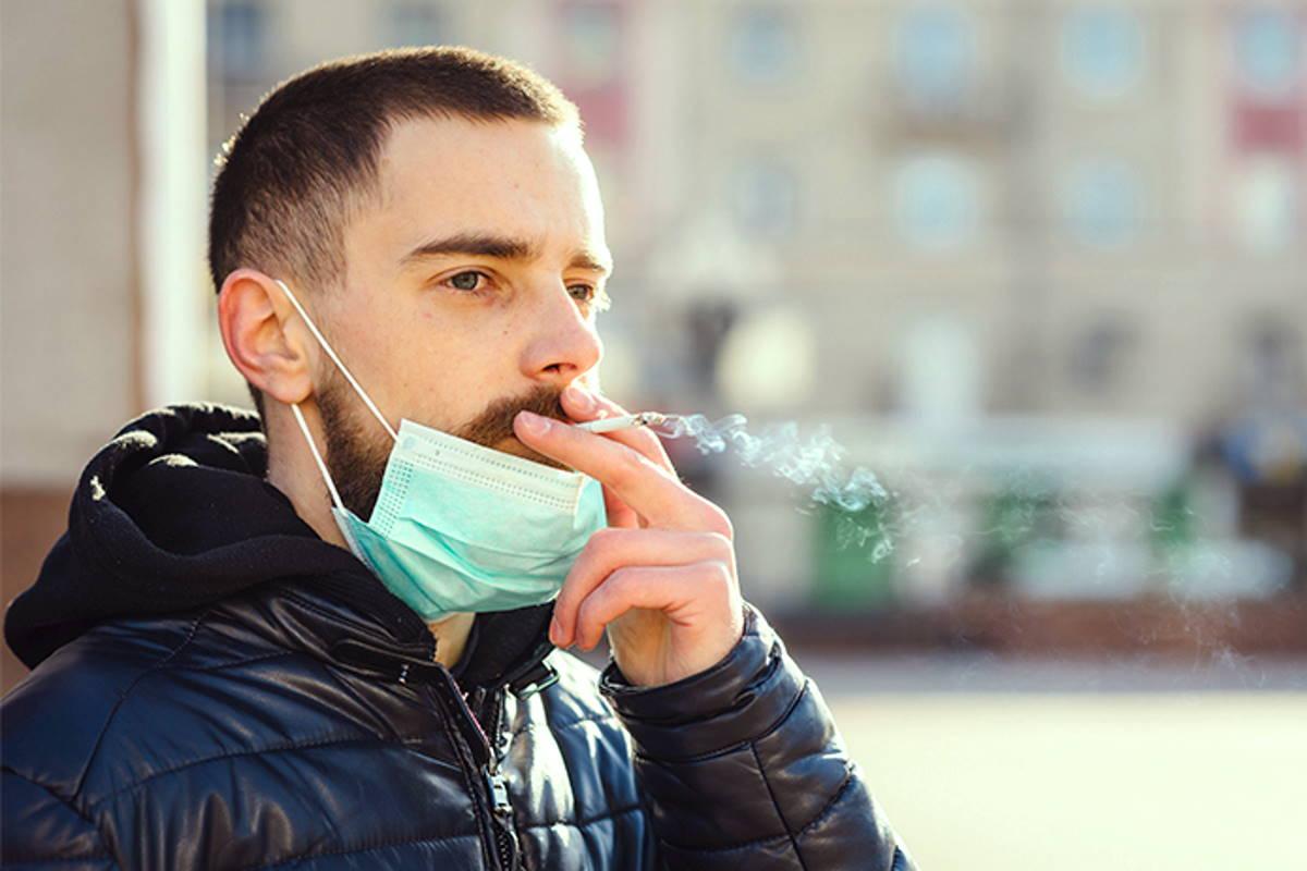 A seguito della pandemia in Italia è aumentato il numero di fumatori