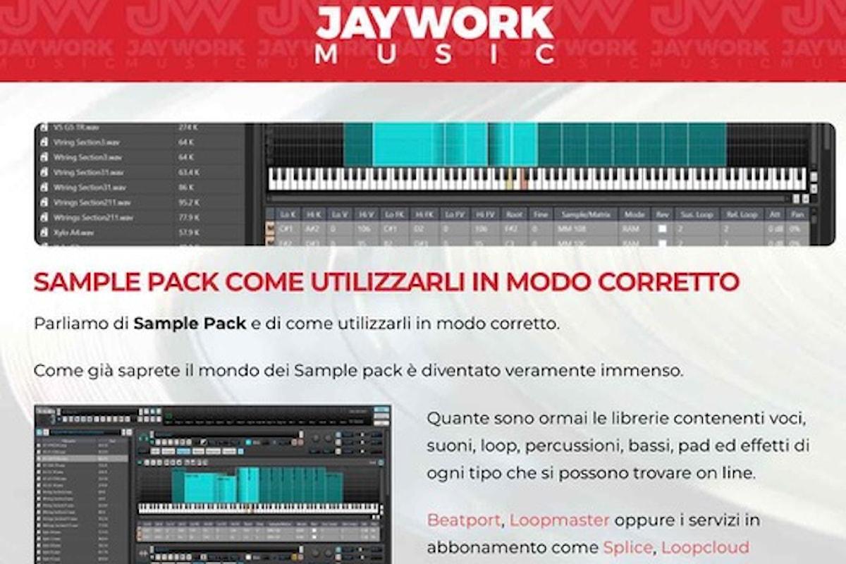 Jaywork Music Group, tanta musica e tante dritte per dj, artisti e producer