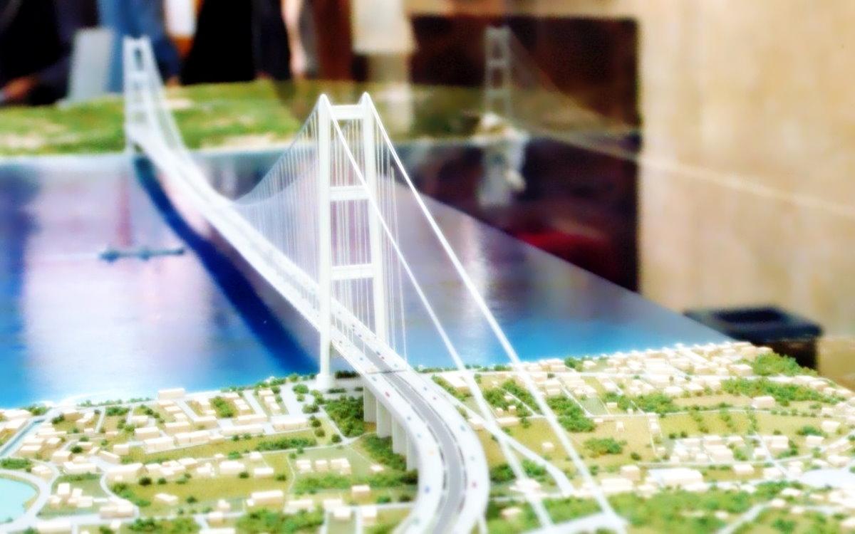 Il ponte sullo Stretto? E perché non dovremmo farlo?