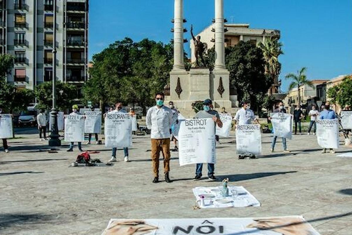 Milazzo (ME) - Protesta dei ristoratori: Midili annuncia gli interventi a favore della categoria