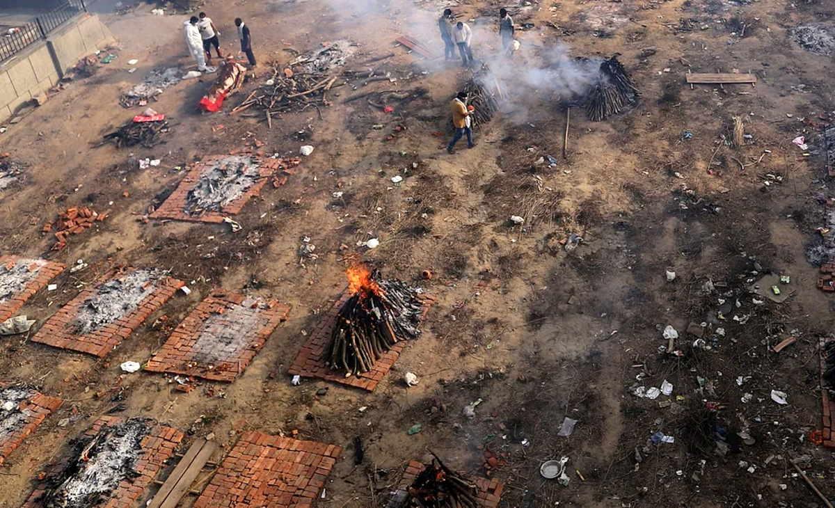 India, superata la soglia di 4mila morti con Covid nelle ultime 24 ore