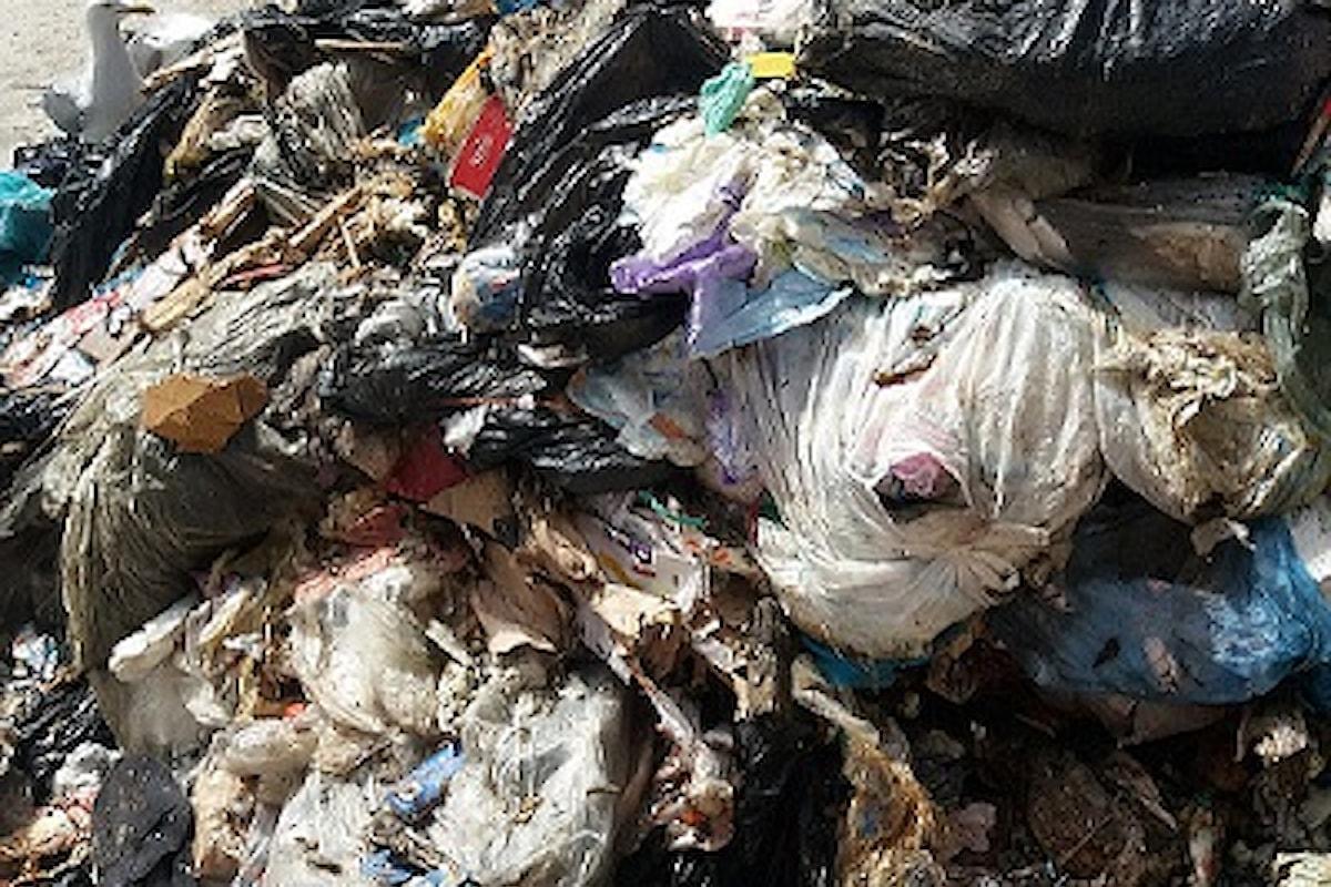 Milazzo (ME) - Rimandate indietro 14 tonnellate di rifiuti