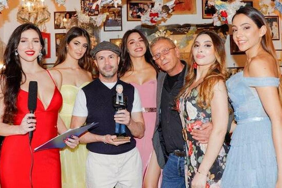 Napoli Fashion Week 2021 - La cerimonia nella bottega Ferrigno