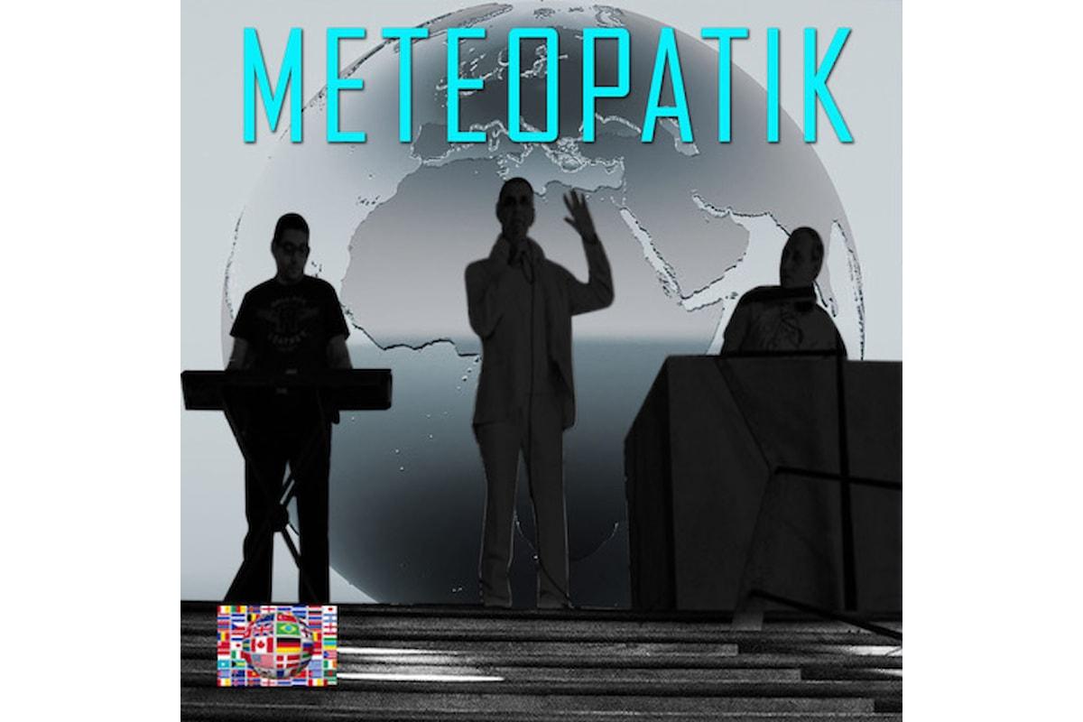 Meteopatik - Il Viaggio - Su K-Noiz electro pop d'autore avvolta dal mistero