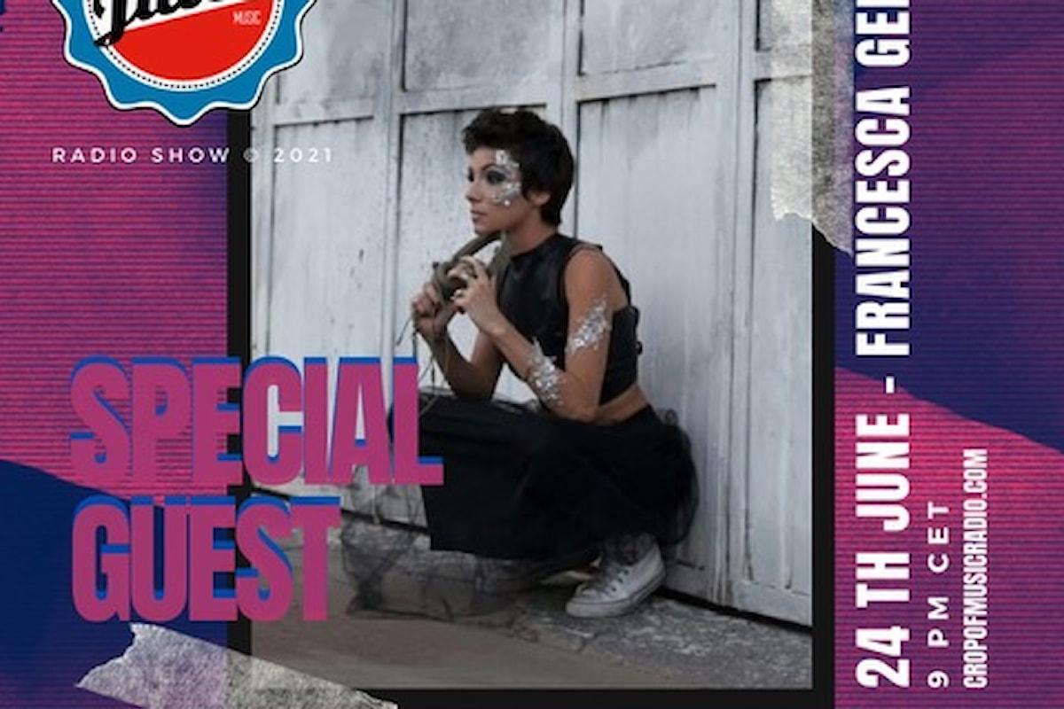 Nasty Juice Music, il 24/06 special guest Francesca Gerbò