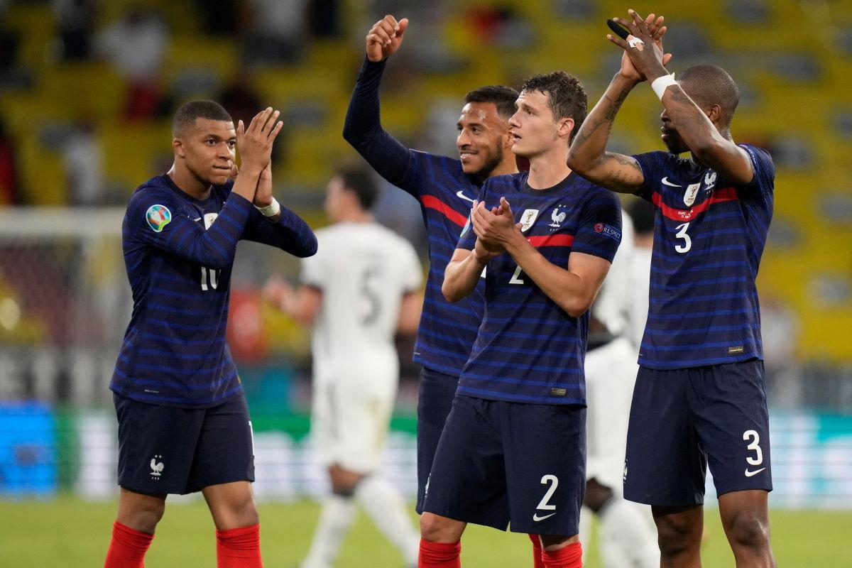 Euro 2020, la Francia vince di misura ma con merito lo scontro diretto con la Germania