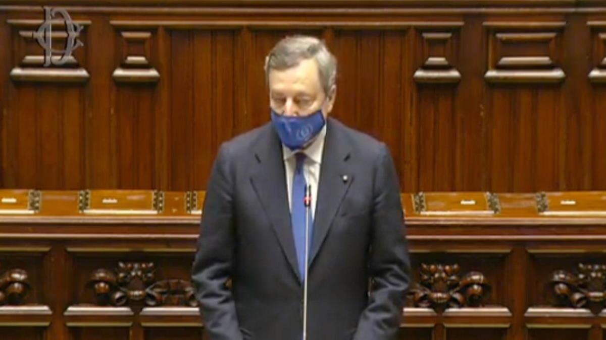 L'impegno di Draghi al Consiglio europeo del 24-25 giugno sul tema migranti