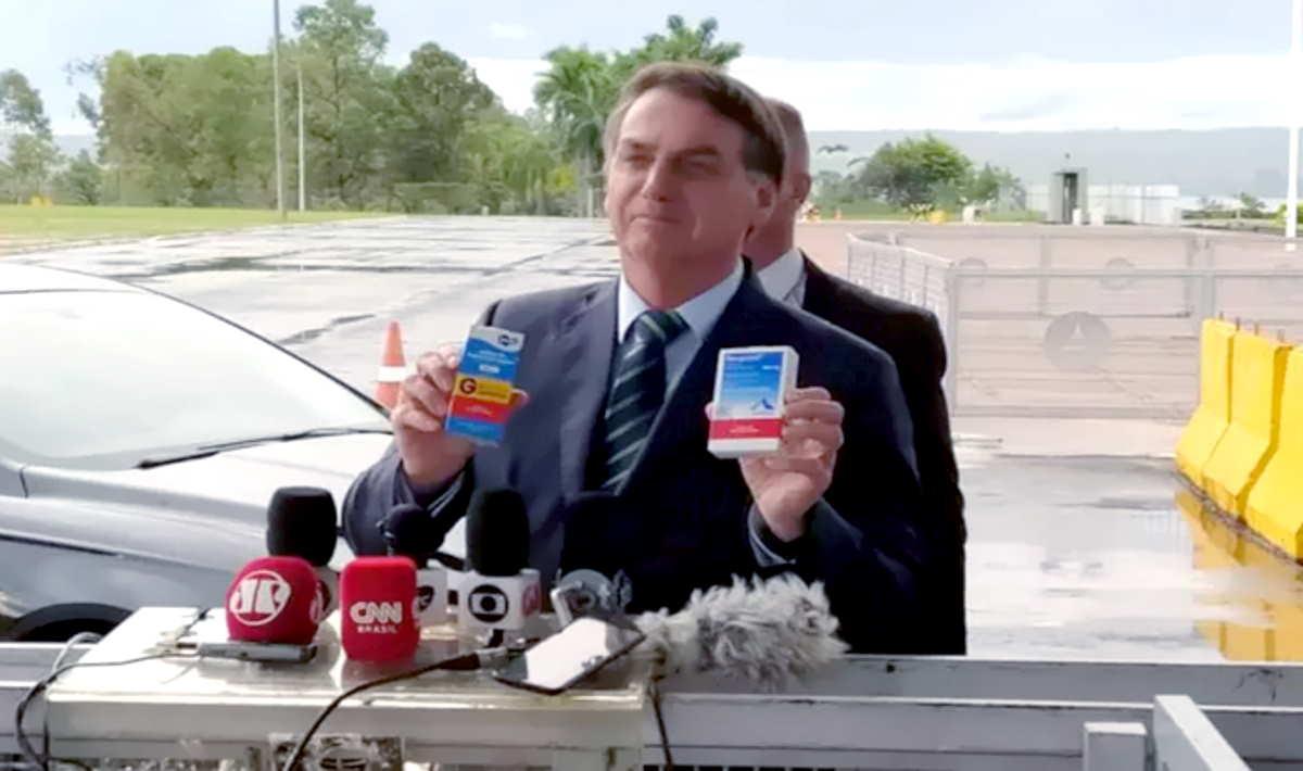 YouTube rimuove alcuni video di Bolsonaro per informazioni non corrette sulla pandemia