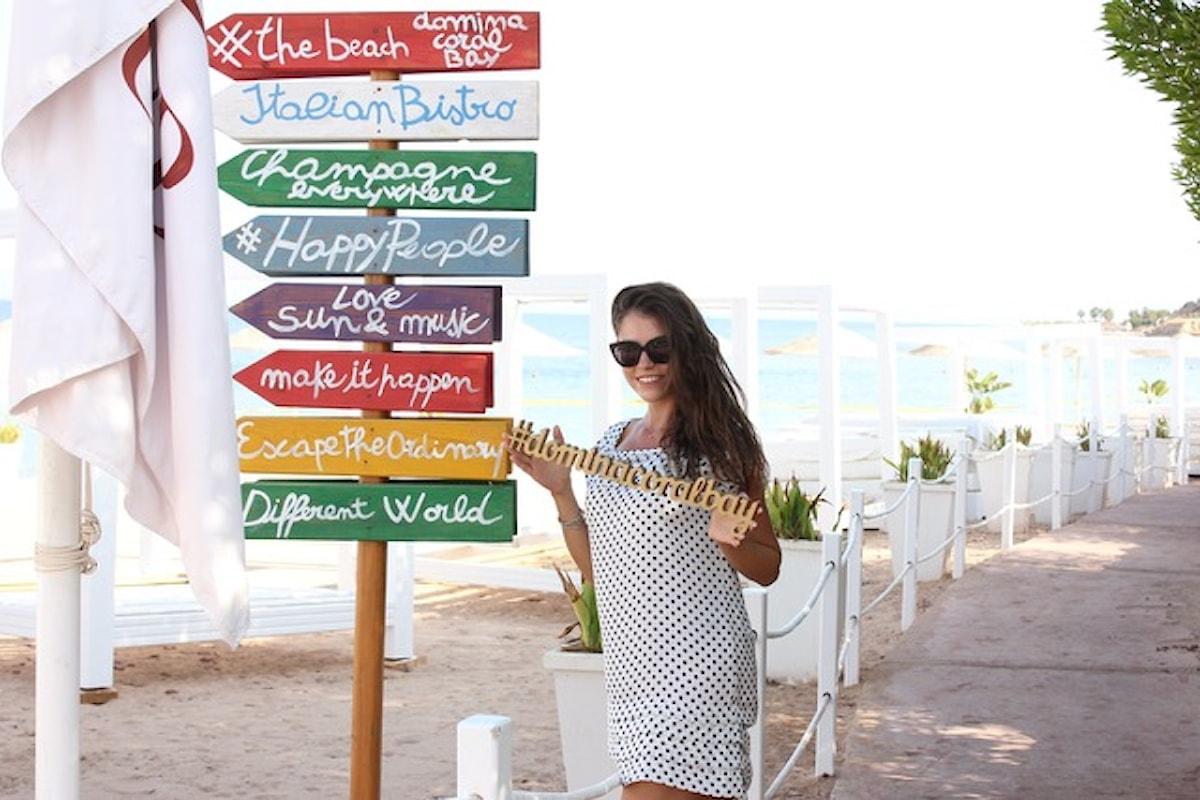 Al Domina Coral Bay - Sharm El Sheikh un selfie come pass per le foto degli ospiti... grazie a Pica!