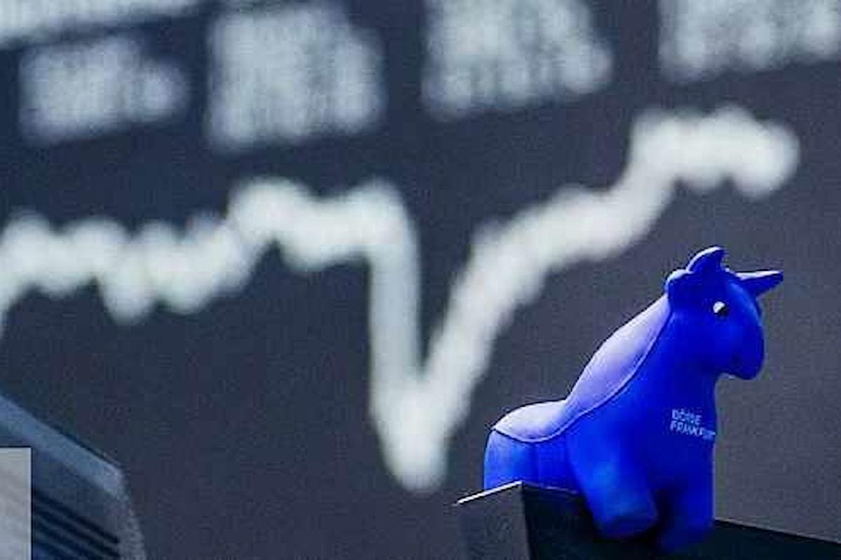 Borse toniche grazie a bancari e petrolio. Il Ftse Mib cresce dello 0,73%