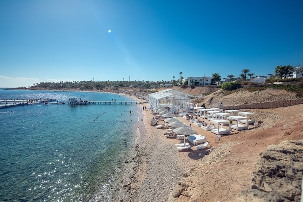 Voli nuovi per Sharm, Domina Coral Bay più vicino all'Italia