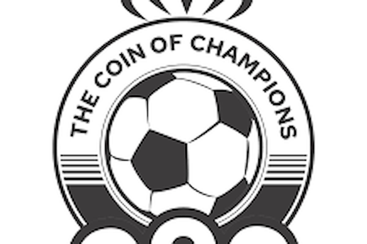 Nasce la moneta dei campioni