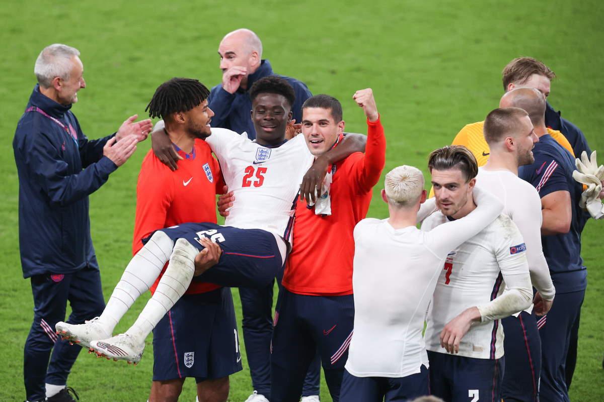 Sconfitta 2-1 la Danimarca sarà tra Inghilterra e Italia la finale di Euro 2020