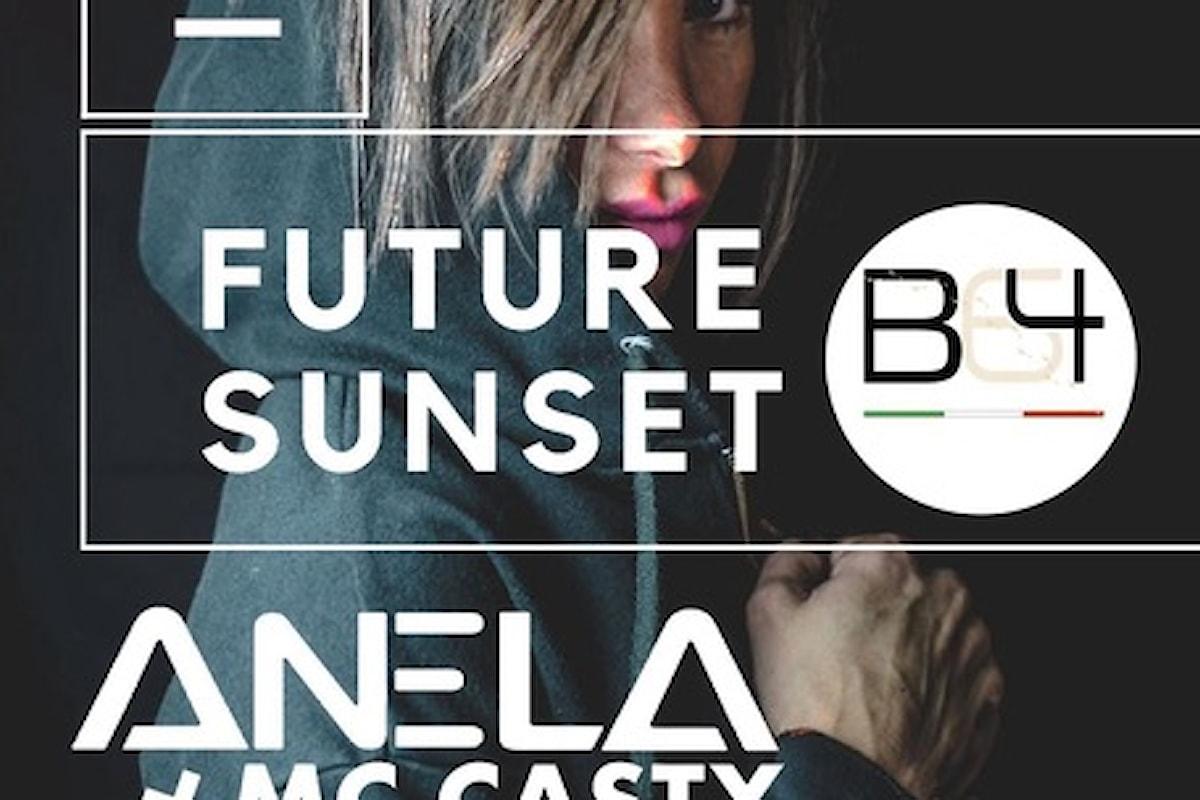 Anela, dopo il Boat Party a Castiglioncello, il 25/7 dj set @ Future Sunset c/o B64 (Priolo Gargallo - Siracusa)