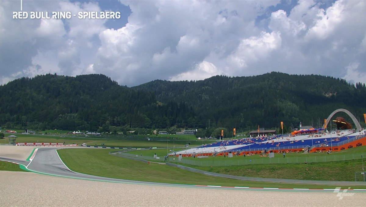 MotoGP, nelle libere del GP d'Austria Zarco fa segnare il record della pista