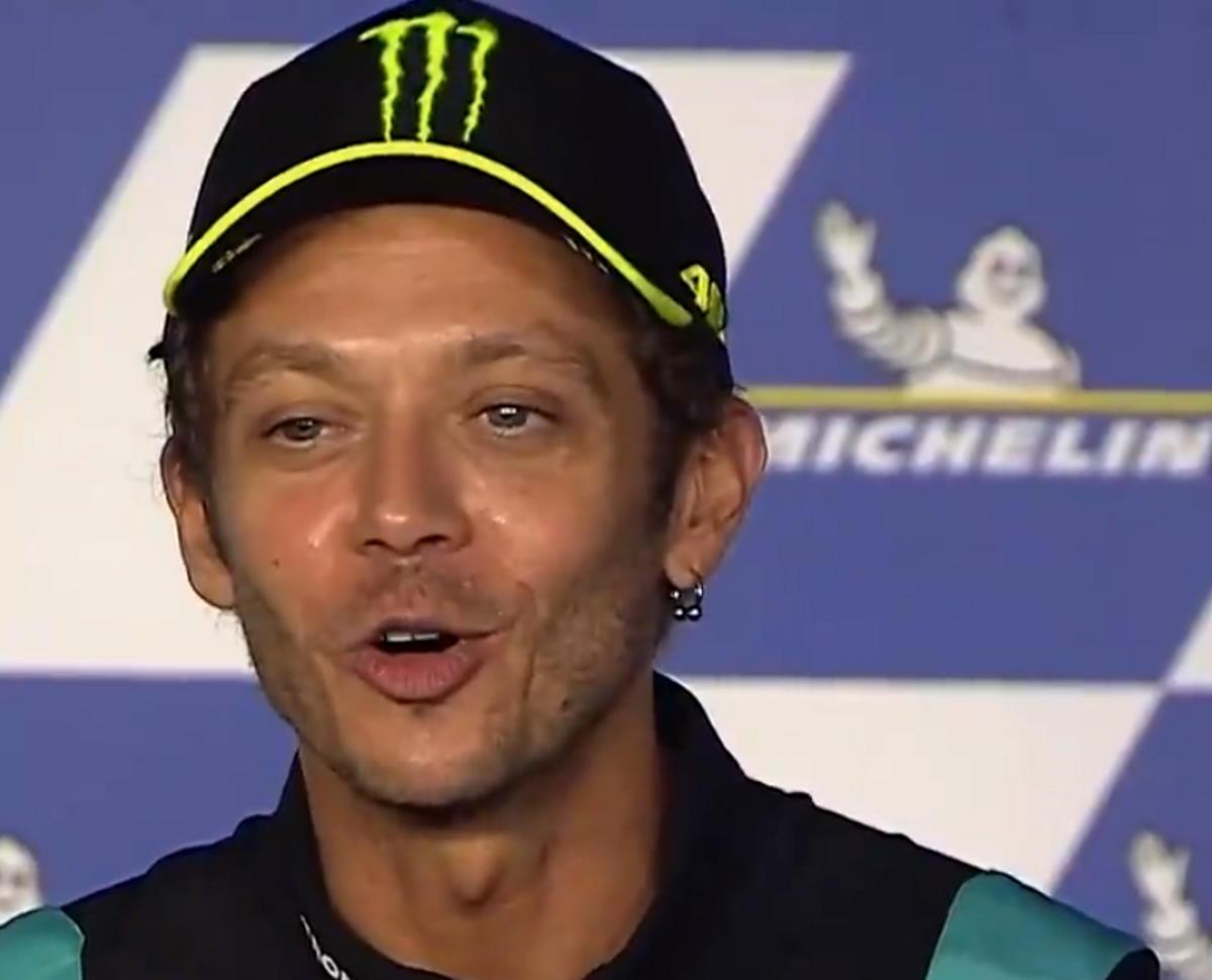Valentino Rossi: a fine stagione smetto di correre