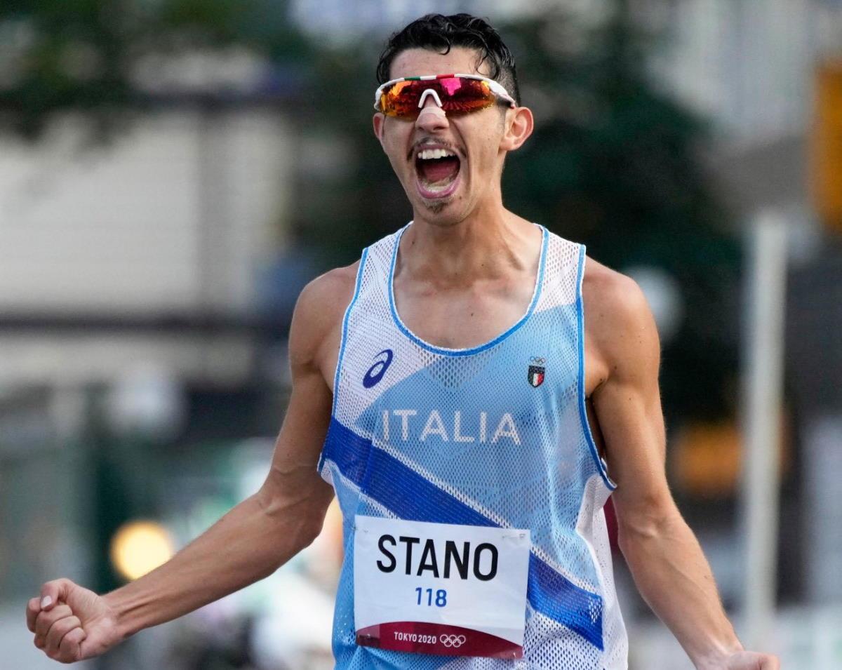 Tokyo 2020, cinque le medaglie oggi conquistate dall'Italia, e c'è pure un oro nella 20 Km di marcia