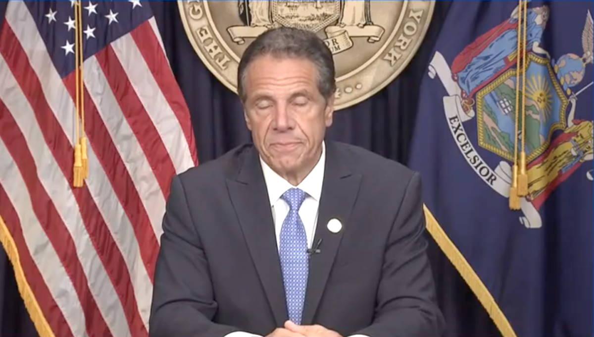 Si è dimesso il governatore Cuomo a seguito dell'indagine in cui è accusato di molestie sessuali