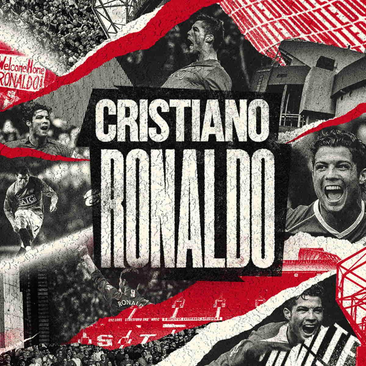 Cristiano Ronaldo: bye bye Juventus, hello United