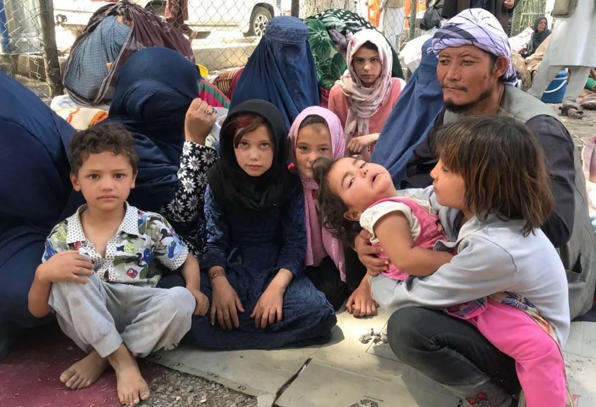 George Laryea-Adjei, Unicef: non possiamo abbandonare i bambini dell'Afghanistan nel momento del bisogno
