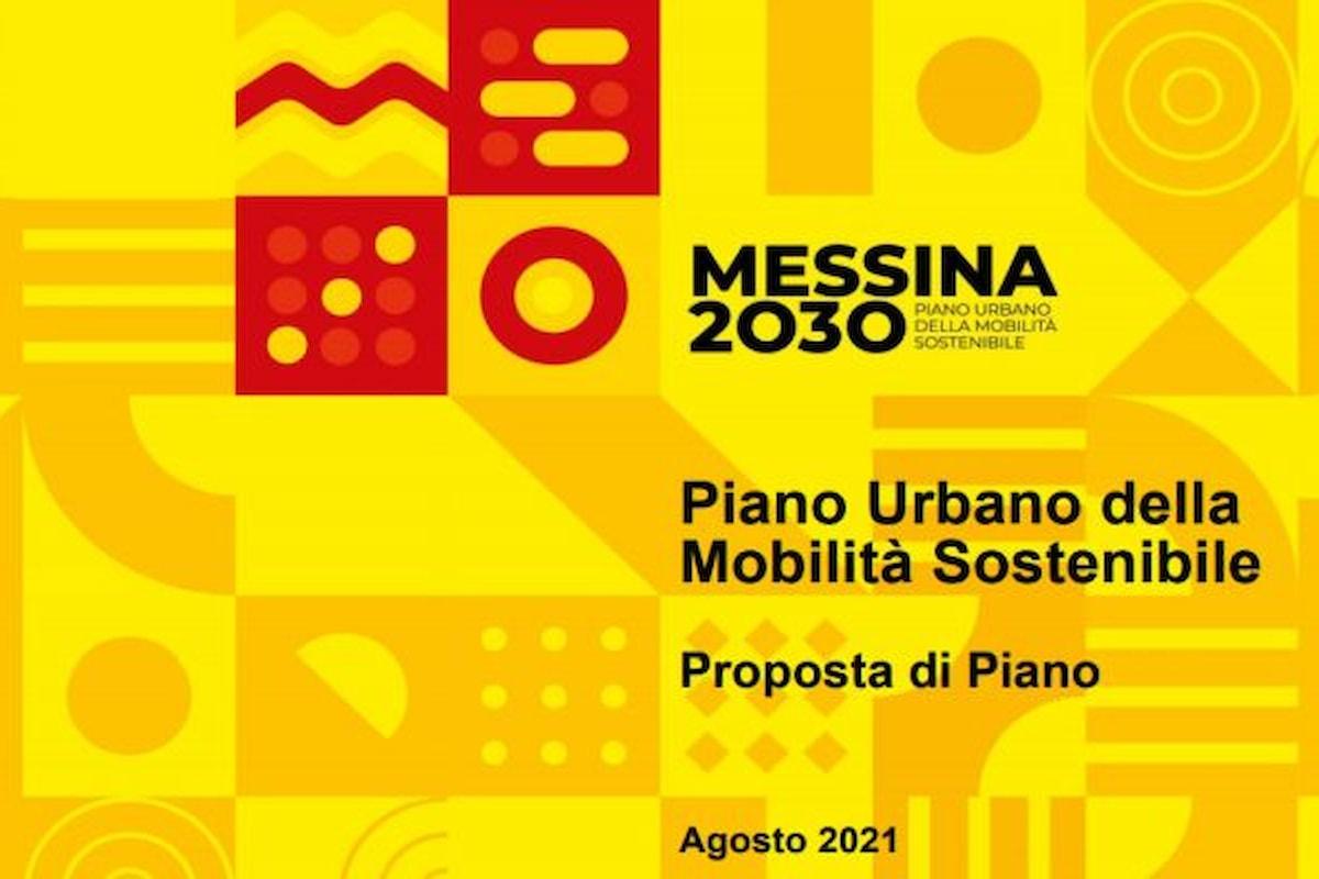 Città Metropolitana di Messina - Adottata la proposta di Piano Urbano della Mobilità Sostenibile (PUMS)