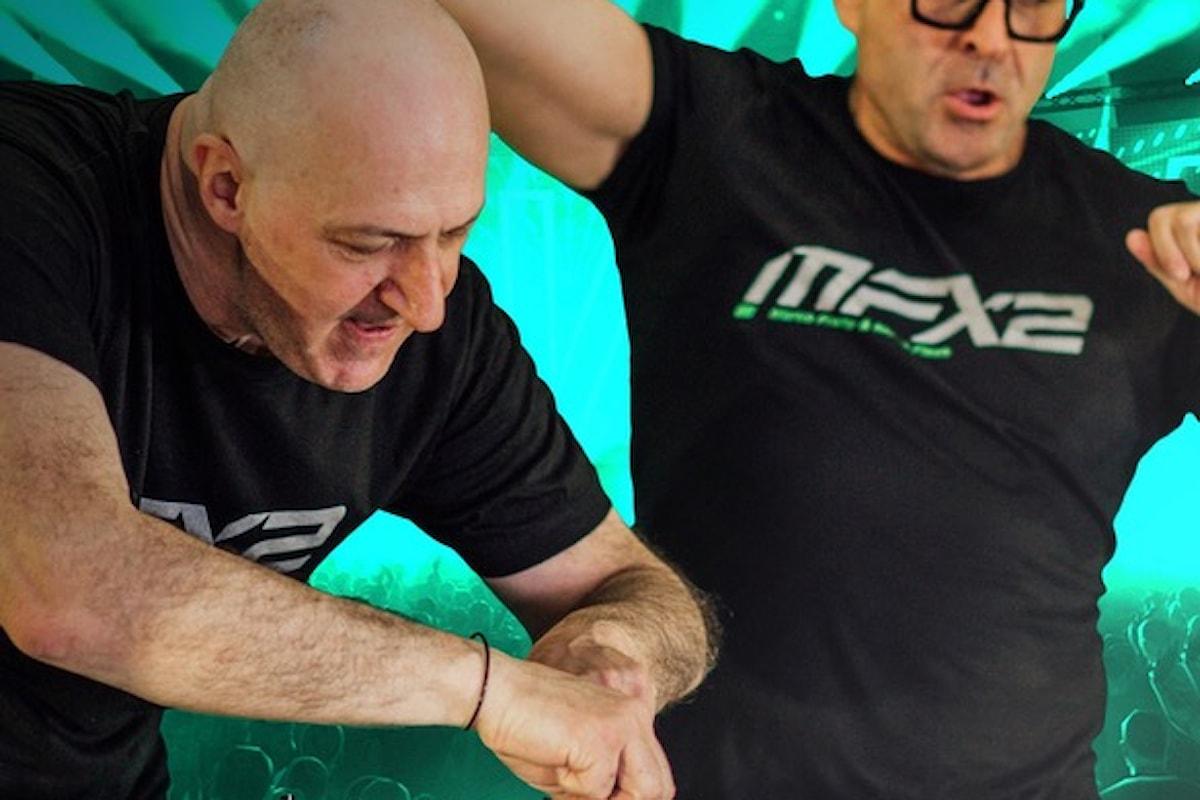 MFX2, Marco Fratty + FPI - Dj set e ottimi risultati, e nel mondo e in Italia
