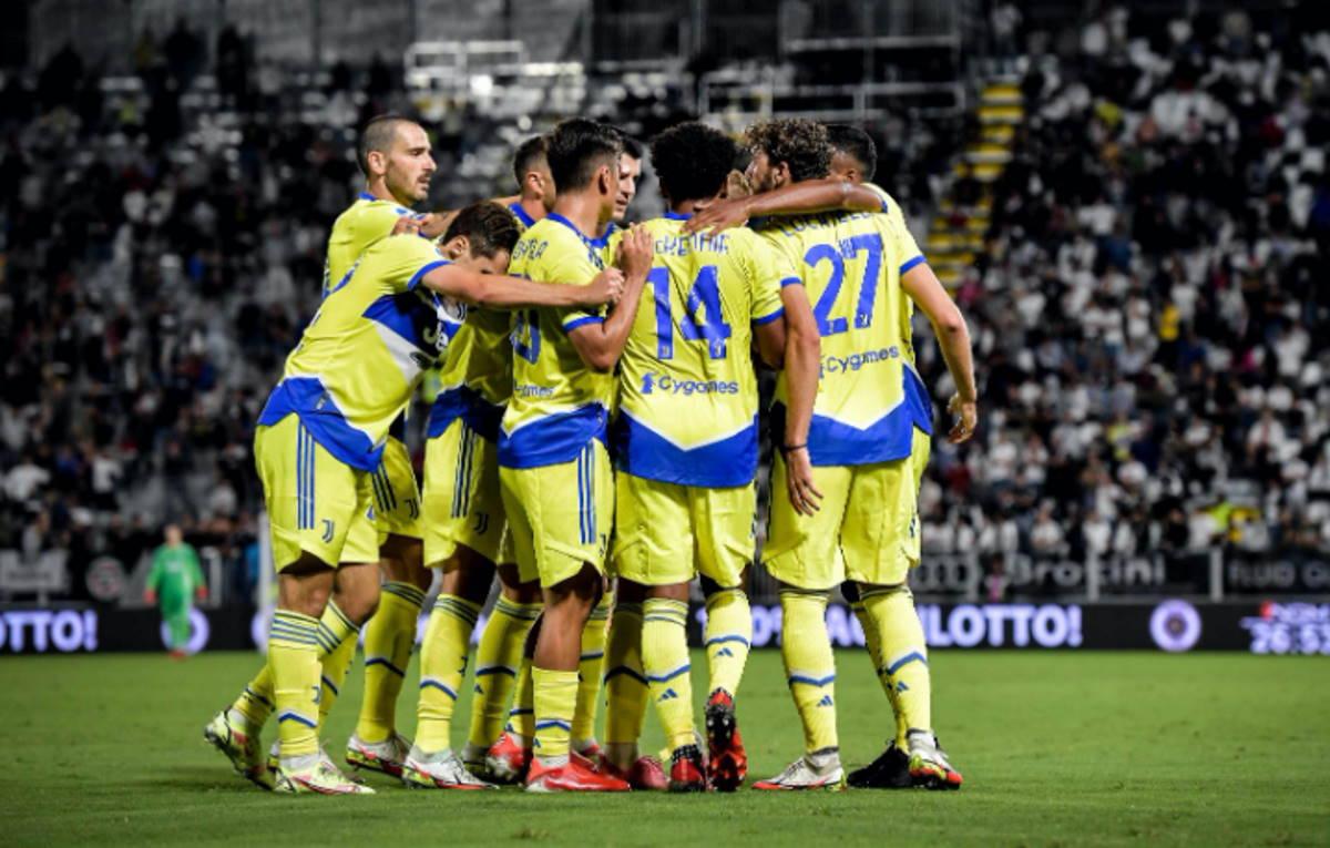 Dopo cinque giornate la Juventus riesce a portare a casa la prima vittoria in Serie A battendo lo Spezia 3-2