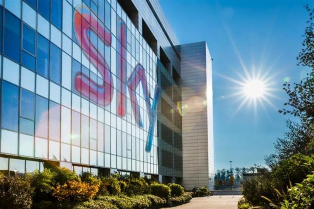 690 milioni di euro le perdite di Sky nel 2020