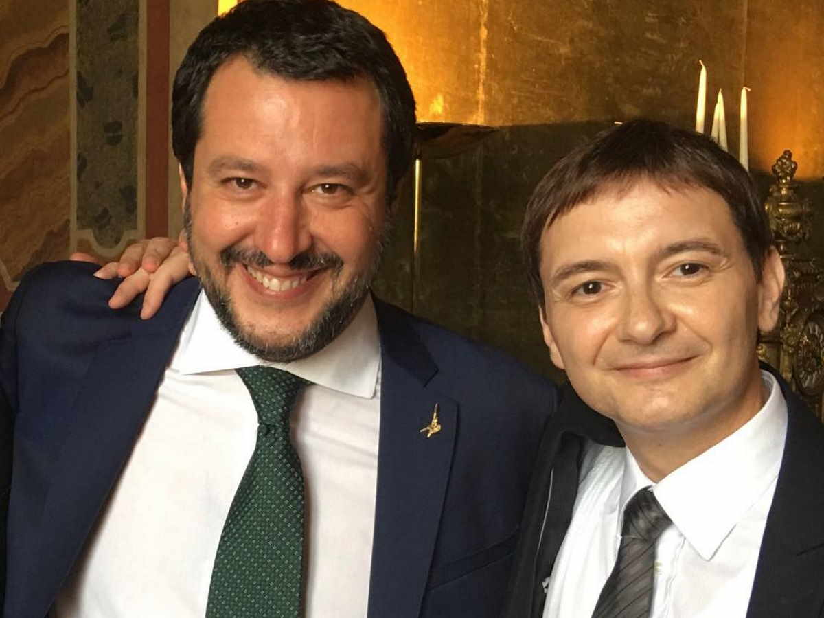 Il doppiopesismo di Salvini sulla vicenda Morisi