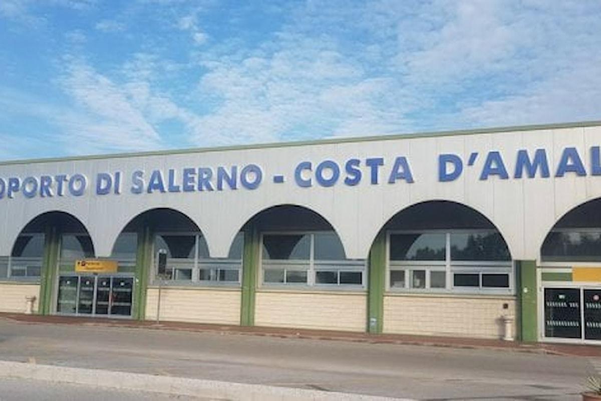 Presidente De Luca: e se la gente stesse per capire il gioco elettorale sull'aeroporto Costa D'Amalfi, compresi i rischi per la salute?