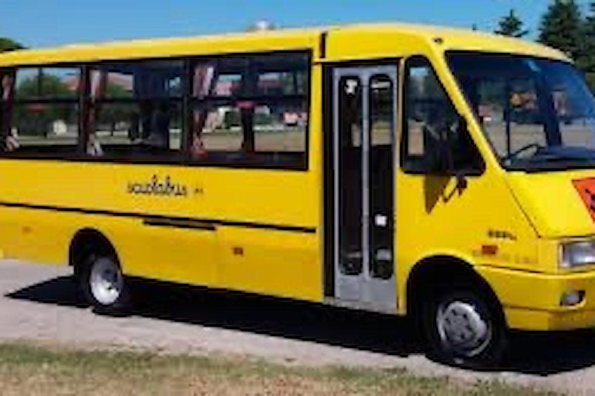 Scuolabus comune di Nereto: si aggiudica la gara telematica la ditta Fratarcangeli di Frosinone