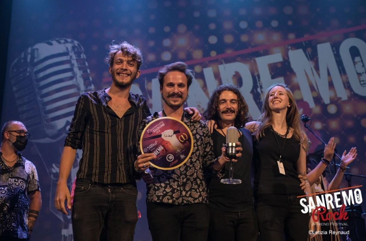 Vittoria per i Nolo e Le Distanze vincitori a Sanremo Rock & Trend Festival