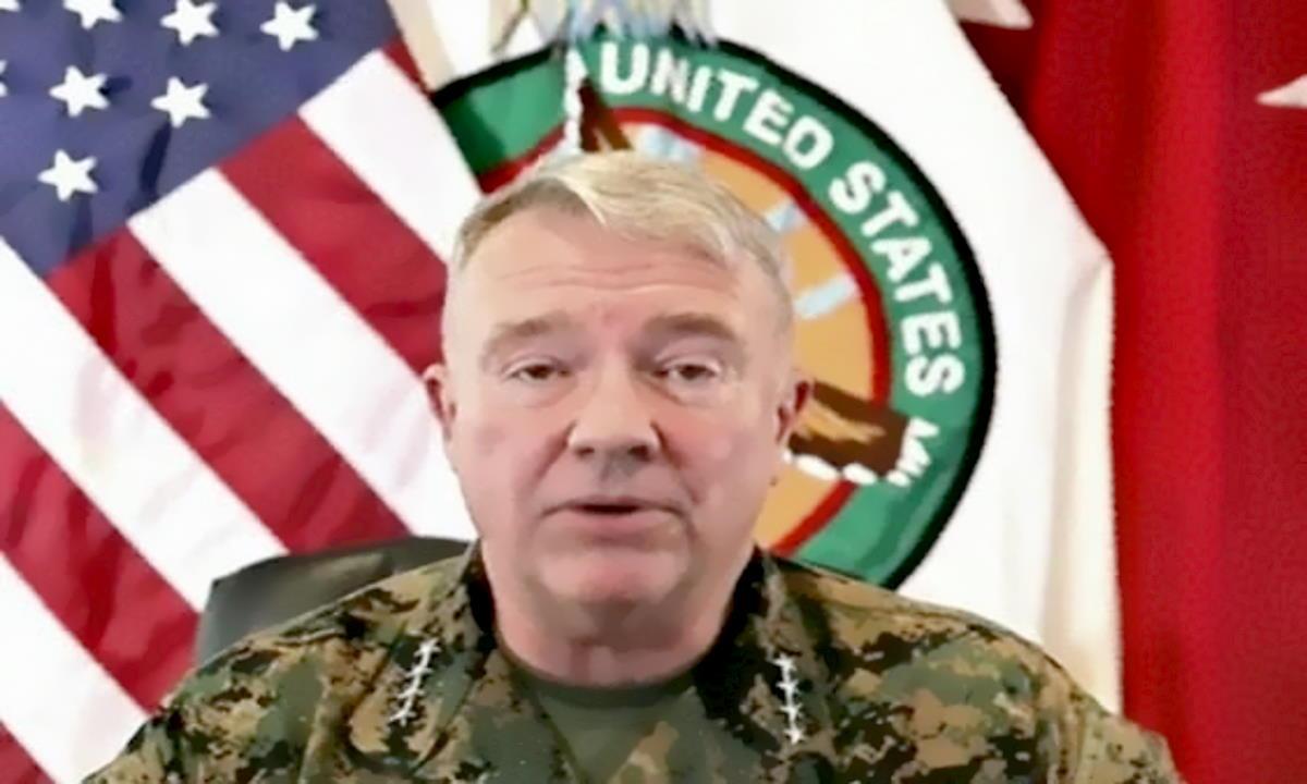 Il generale McKenzie ammette che l'attacco del 29 agosto a Kabul è stato un tragico errore costato la vita a 10 civili