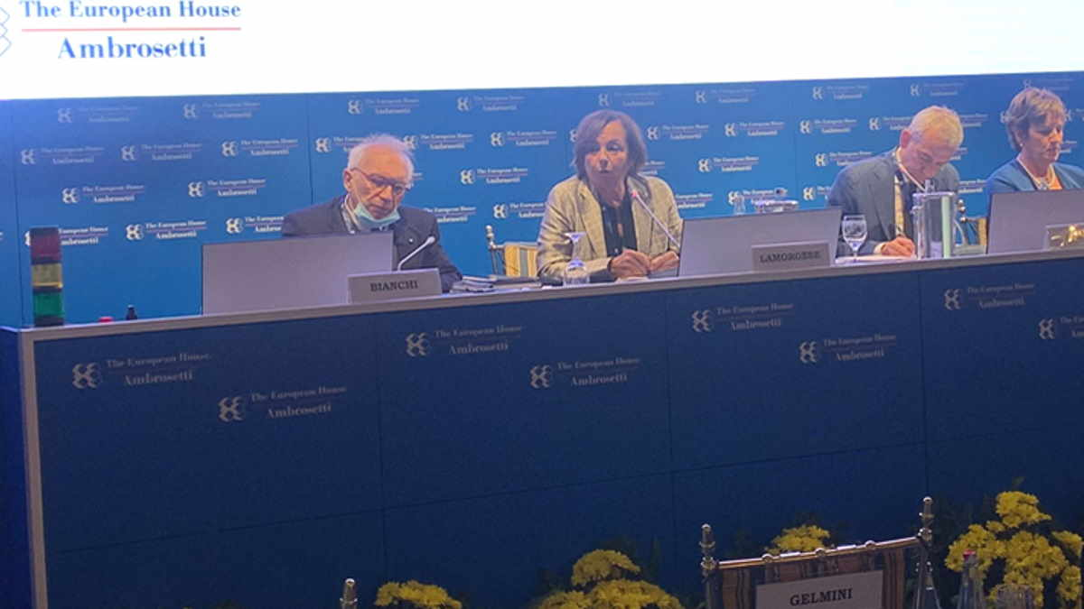 Lamorgese: l'immigrazione è un problema strutturale e non congiunturale, bisogna intervenire nel Nordafrica
