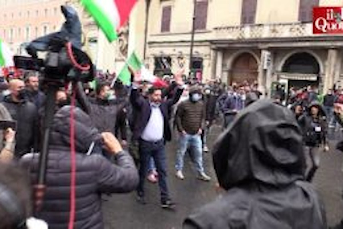 12 gli arresti in seguito ai disordini di Roma, una situazione complessa