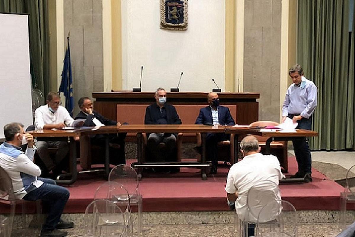 Messina - Incontro tecnico per la regolarità e la sicurezza nel settore delle costruzioni