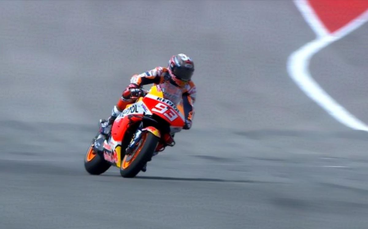 MotoGP, Marquez torna ad essere Marquez e si ri-aggiudica il GP delle Americhe
