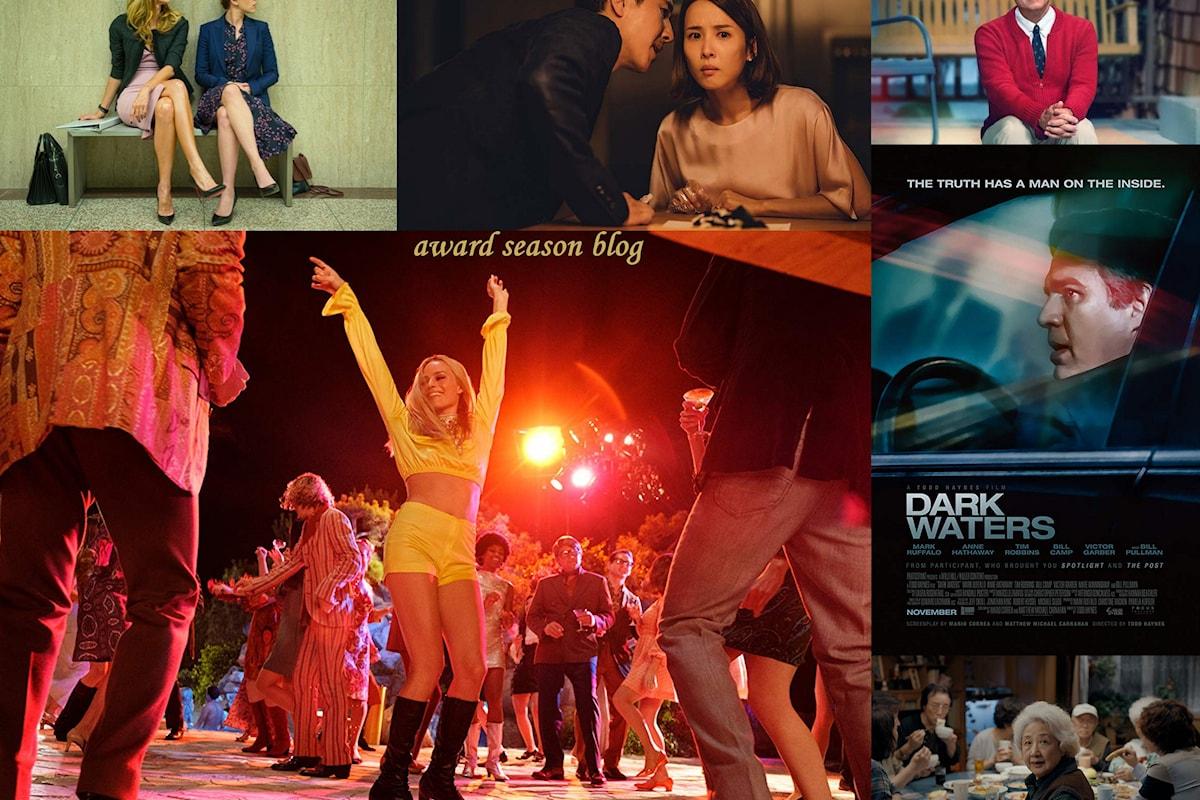 Quali sono le 10 migliori sceneggiature che hanno più chance di conquistare una nomination all'Oscar?