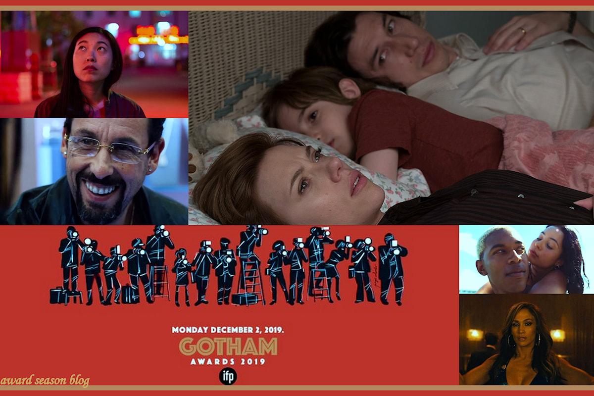The Farewell, Uncut Gems e Marriage Story fanno il pieno di nominations ai Gotham Awards. Per l'Italia nella sezione tv c'è L'amica geniale