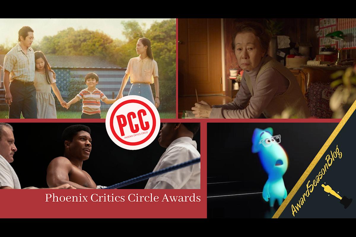 Ai Phoenix Critics Circle Awards vince Minari di Lee Isaac Chung