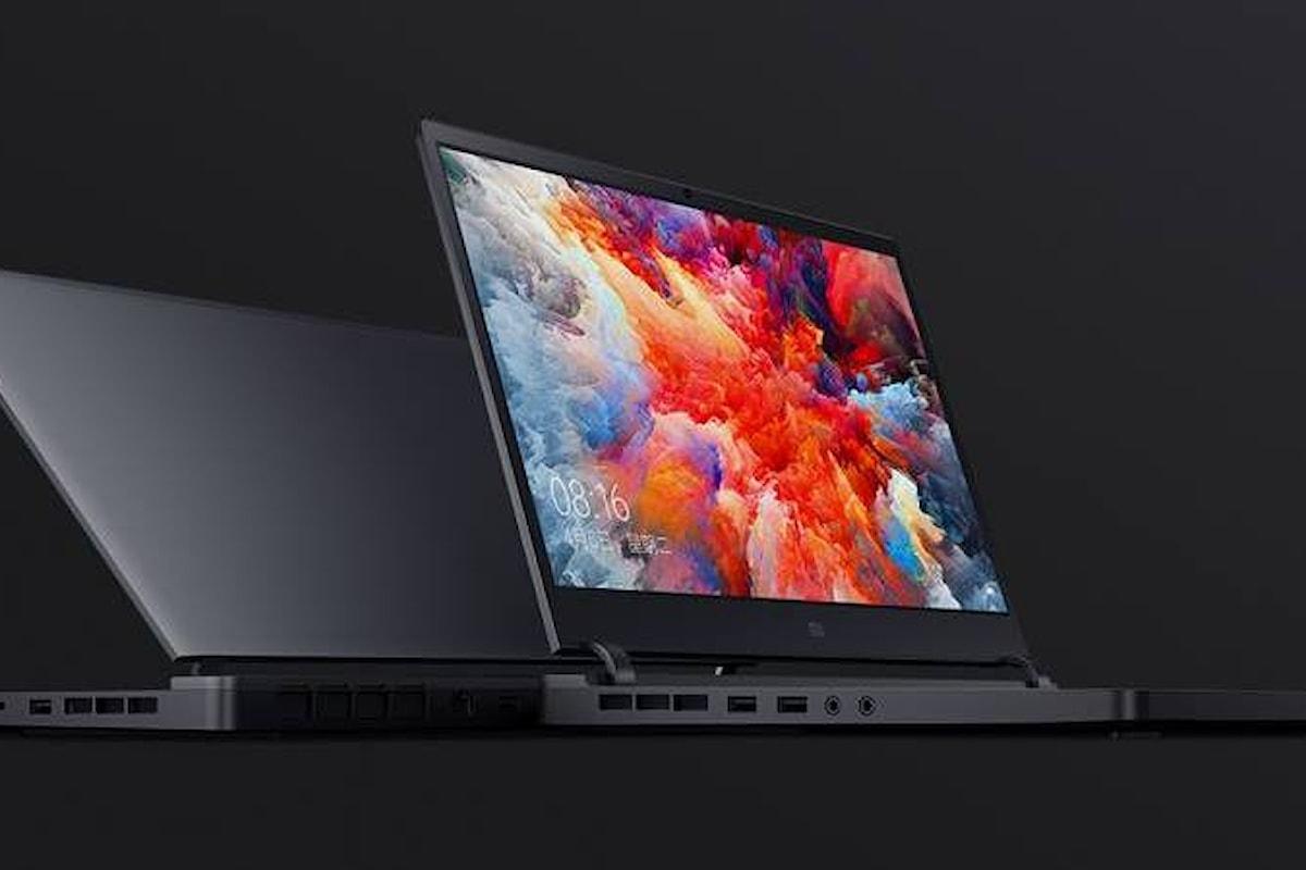 Xiaomi Mi Gaming Laptop: il primo dispositivo pensato per il gaming made in Xiaomi