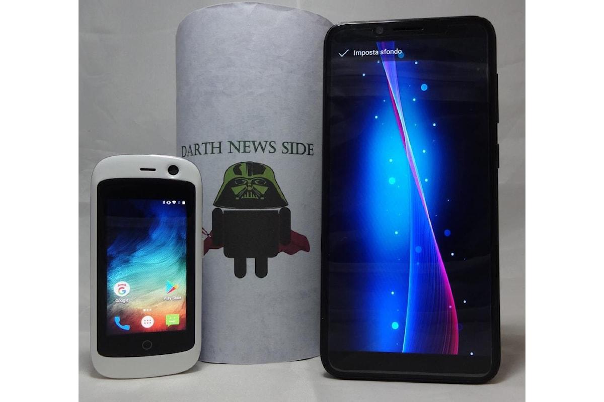 Unihertz Jelly Pro, lo smartphone Android più piccolo al mondo che ha tutto (o quasi)
