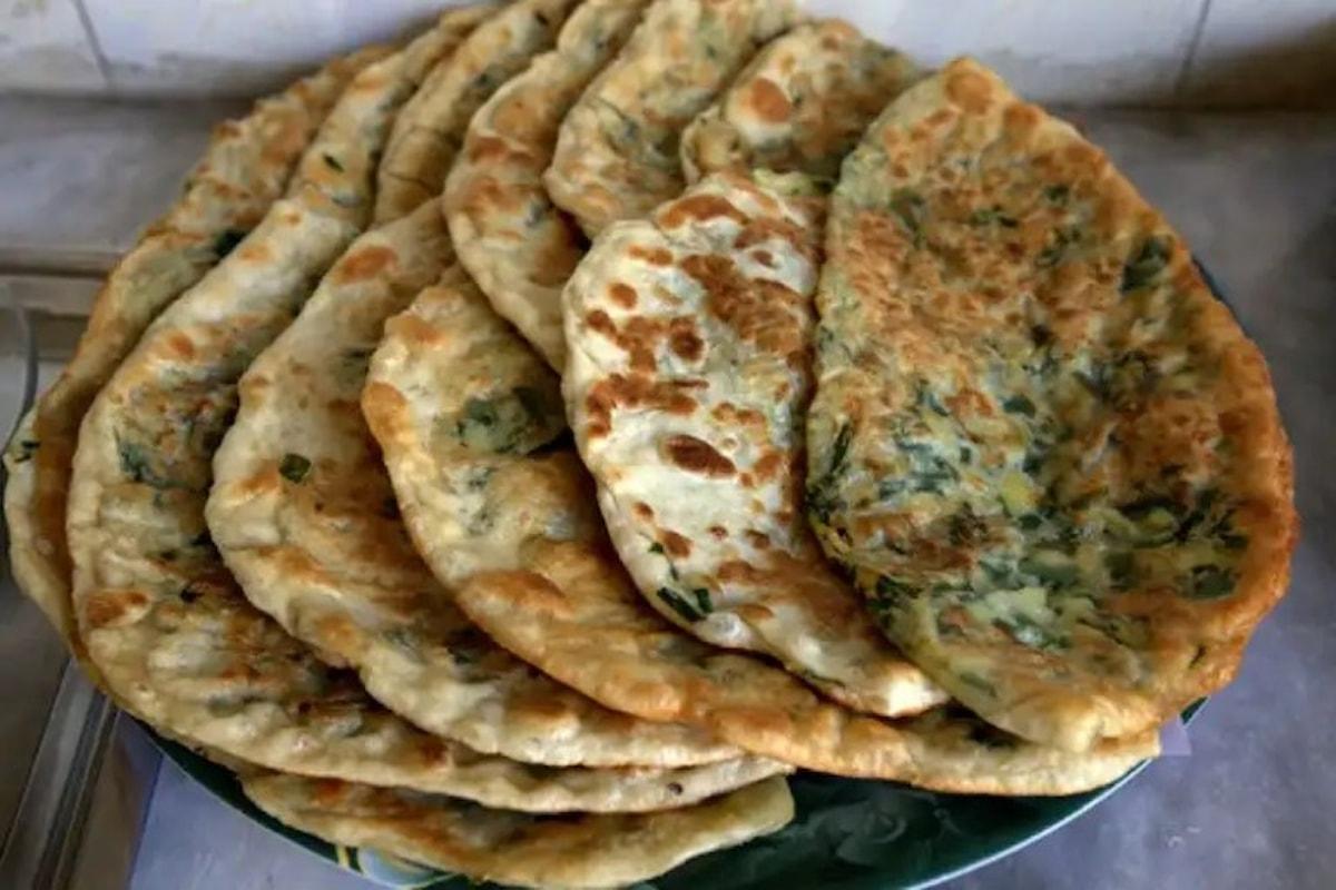 Bolani, la ricetta originale dell'Afghanistan