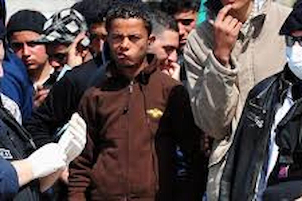 Cagliari, i crimini violenti degli algerini appena sbarcati aumentano. Allarme rosso, ma nessuno agisce